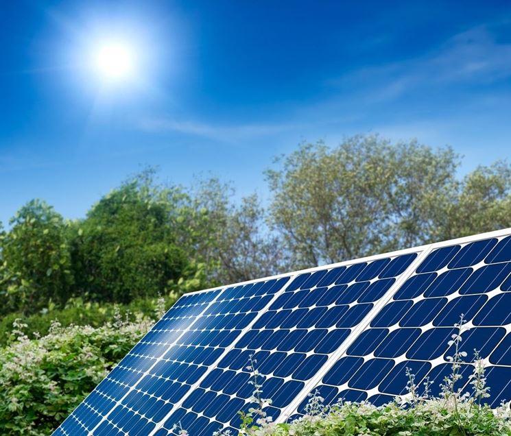 Pannello Solare Per Uso Domestico : Costo pannello solare quali sono i prezzi dei