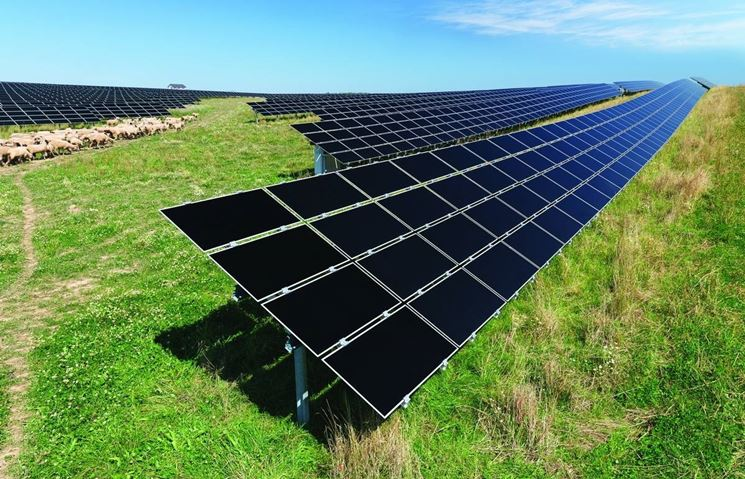 Come funziona una fattoria solare