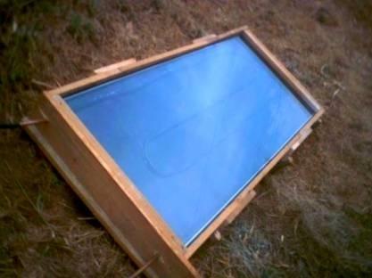 Pannelli solari termici fai da te solare - Scaldabagno solare fai da te ...