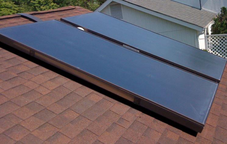 Pannello Solare Prezzo : Pannello solare acqua calda impianto