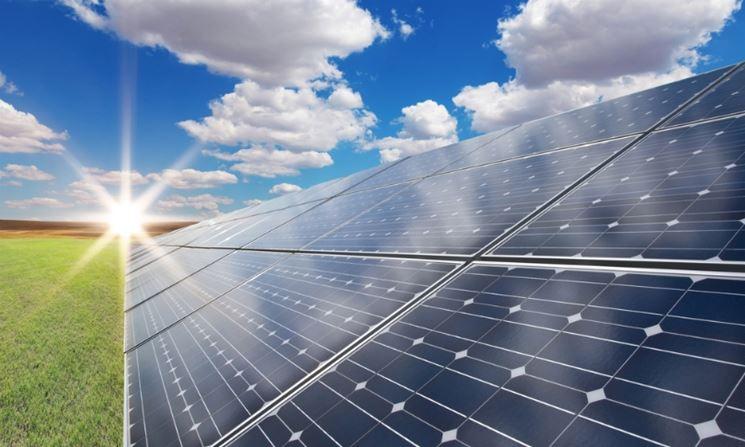 Pannello Solare Economico : Pannello solare costo energia