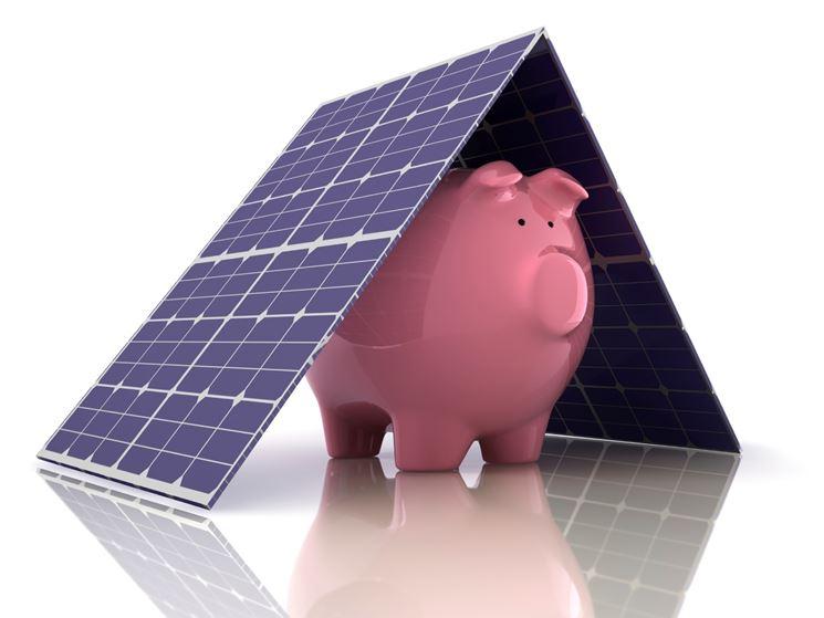 Previsti sgravi sull'acquisto di pannelli solari