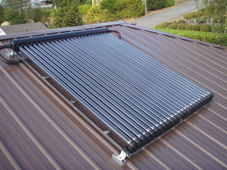 Pannello Solare Termico Resa : Pannello solare termico prezzo prezzi pannelli