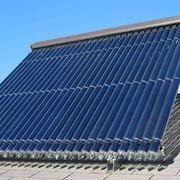 Solare termico sottovuoto