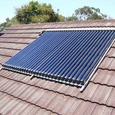 Funzionamento pannello solare termico