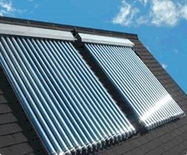 Vantaggi del pannello solare termico sottovuoto
