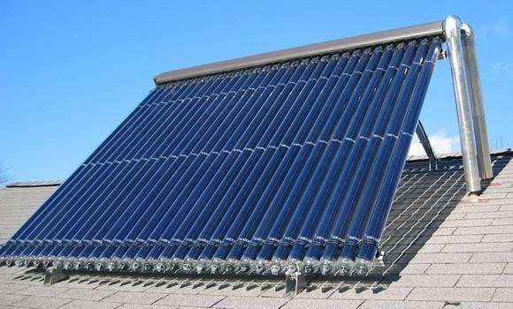 Pannello Solare Termico Resa : Solare termico sottovuoto