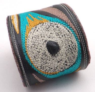 braccialetto elastico vintage