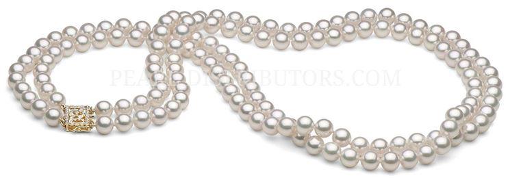 creare le collane di perle