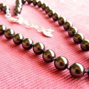 fare collana di perle