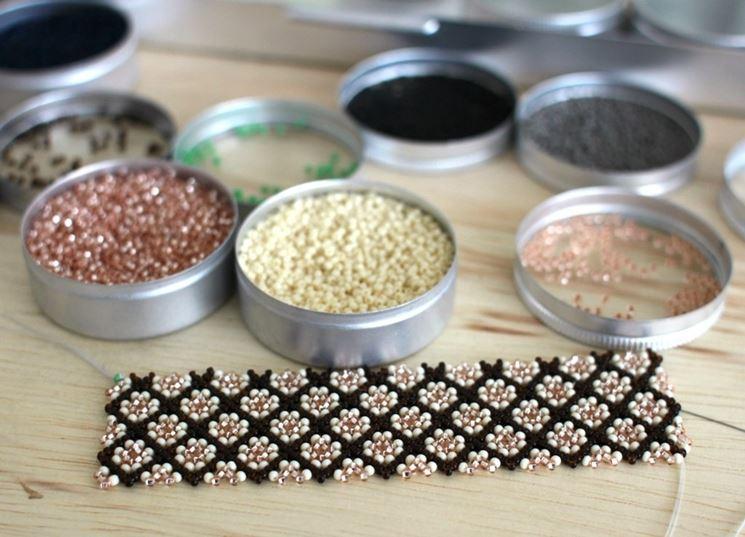 creazioni con le perline