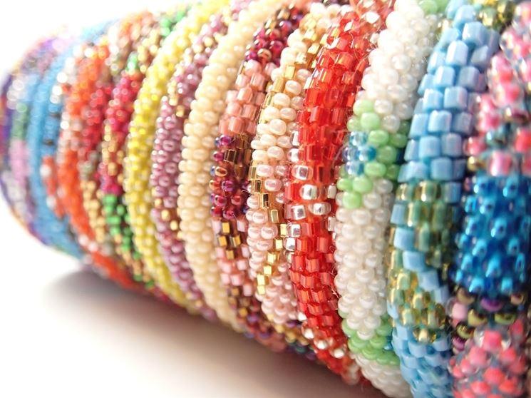 Favoloso Hobby perline - Bigiotteria - Tipi di perline MN26