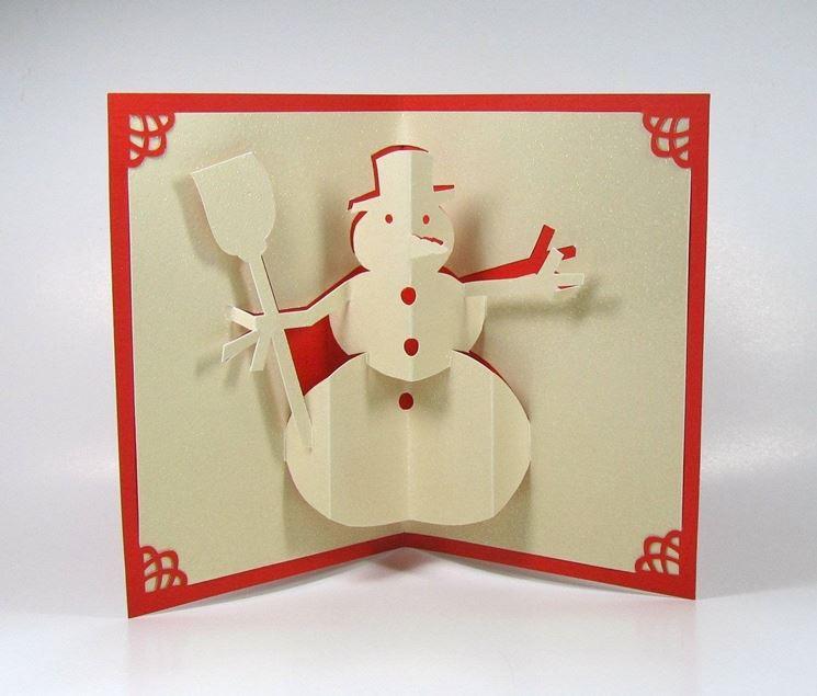 Famoso Biglietti di Natale fai da te - Bricolage - Come realizzare  QJ46