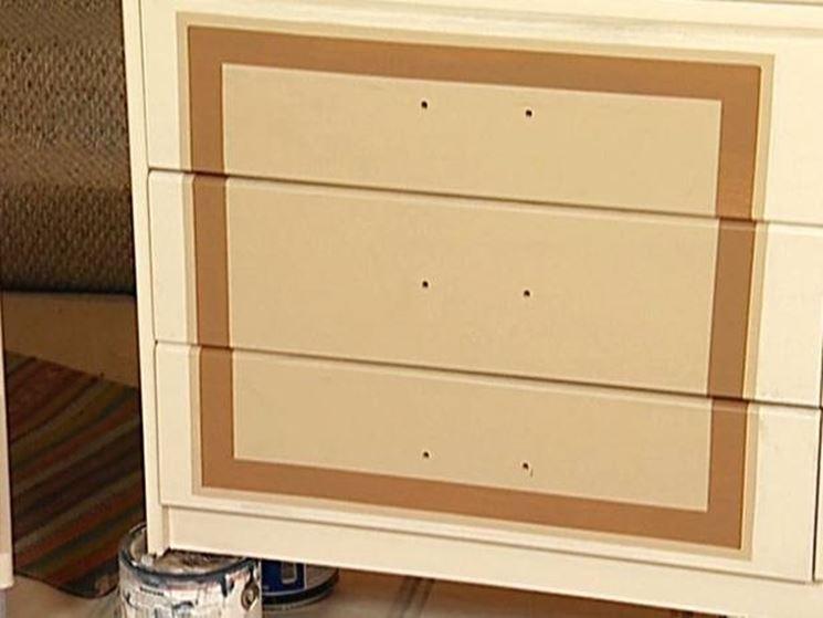 bordini decorativi fai da te sui mobili