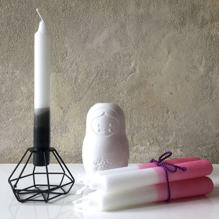 candele personalizzate