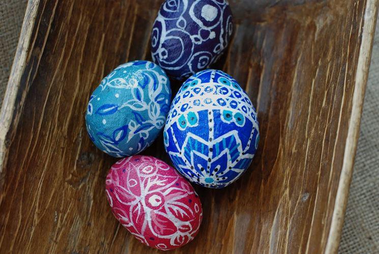 cartapesta uova