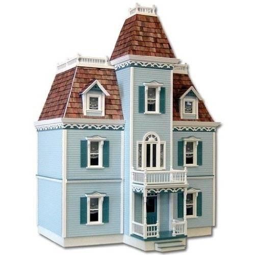 Casa delle bambole bricolage for Casa barbie fai da te legno