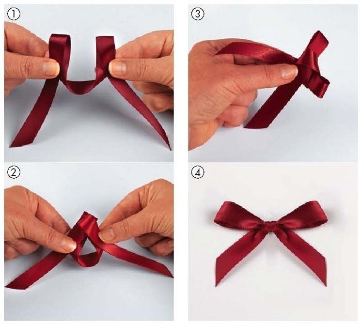 Come fare un fiocco velocemente in 2 modi ... - Blog di moda