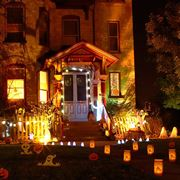 decorazione per Halloween