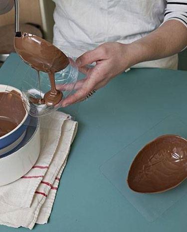 realizzare uovo di pasqua