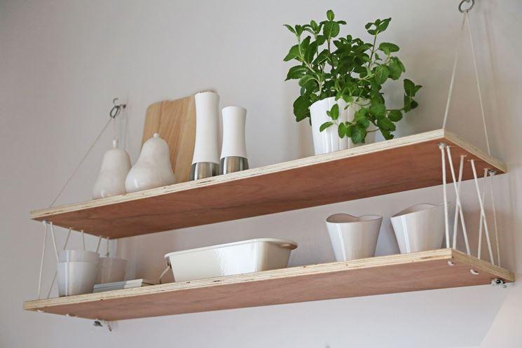Costruire Mensole Per Libreria A Muro.Mensole Fai Da Te Bricolage Cinque Idee Per Realizzare Delle