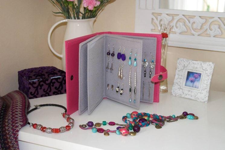 Estremamente porta orecchini fai da te - Bricolage - porta bijoux fai da te XN29