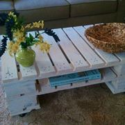 tavolino da esterno fai da te