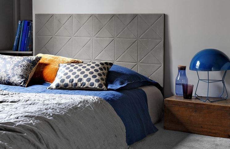 Testiere del letto fai da te bricolage come fare - Spalliera del letto ...