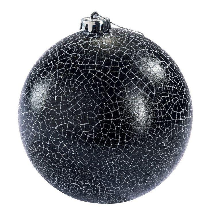 pallina di Natale craquele