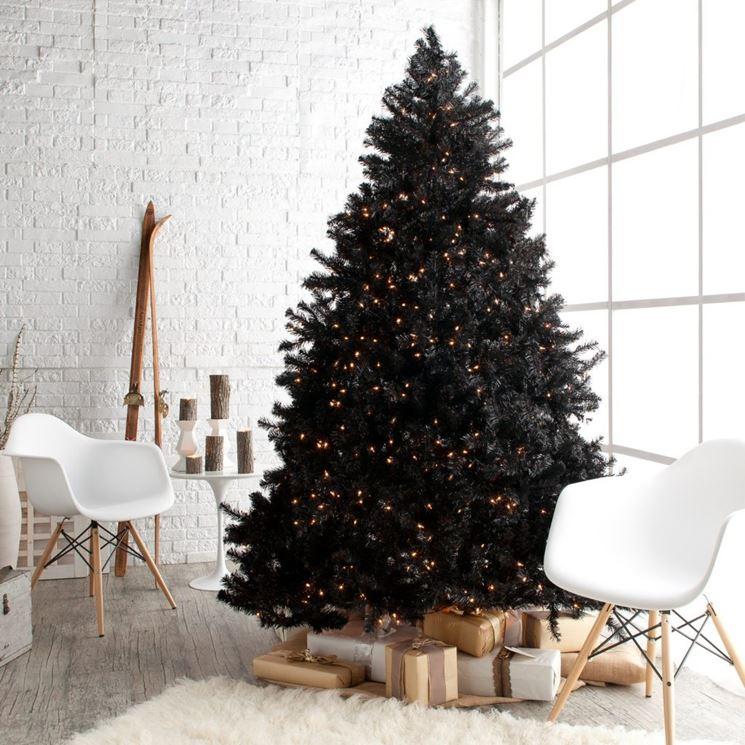 luci albero di Natale