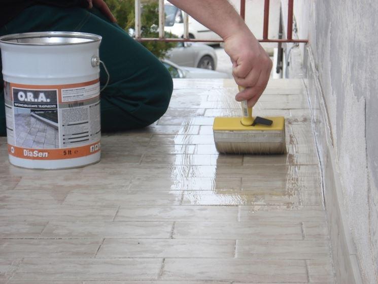 Eliminare le infiltrazioni d\'acqua dal terrazzo - Consigli pratici ...