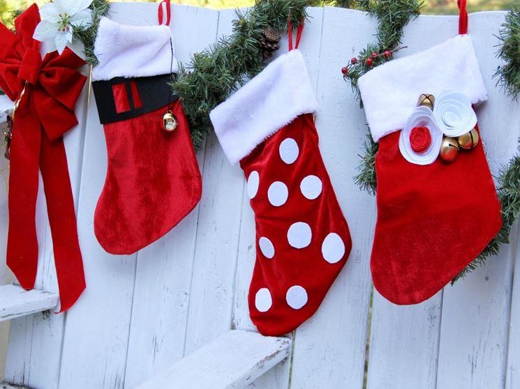 calze per Natale