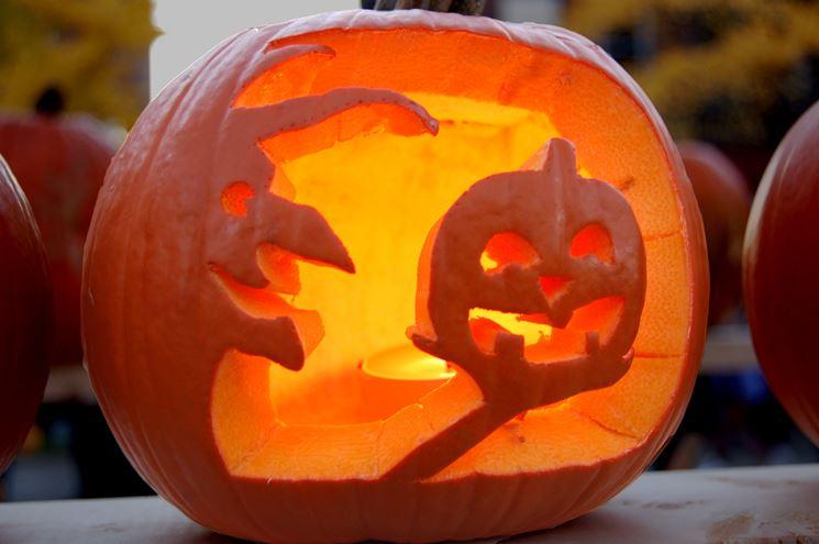 Zucca per Halloween