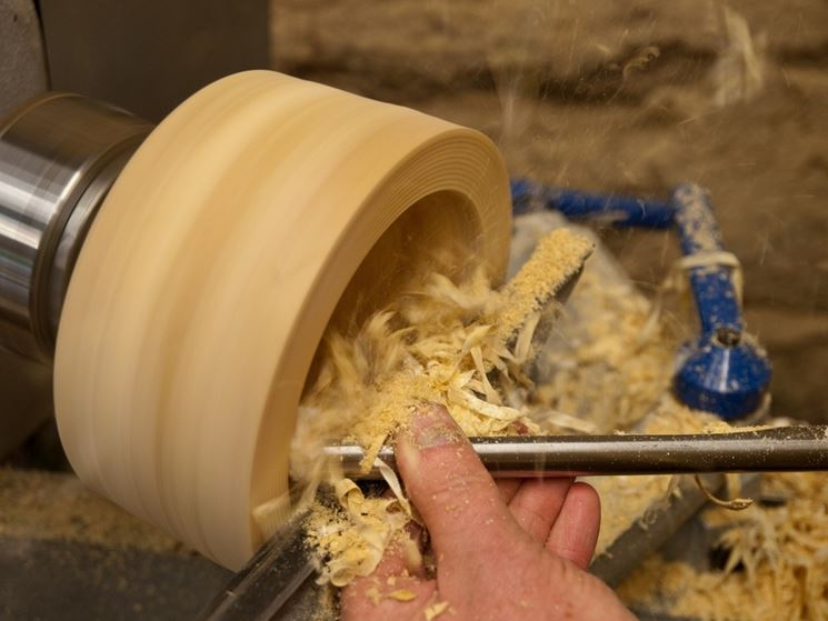 Tornire legno consigli pratici come fare per tornire for Carriola legno fai da te