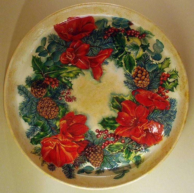 Decorazioni natalizie fai da te decoupage - Creare decorazioni natalizie ...