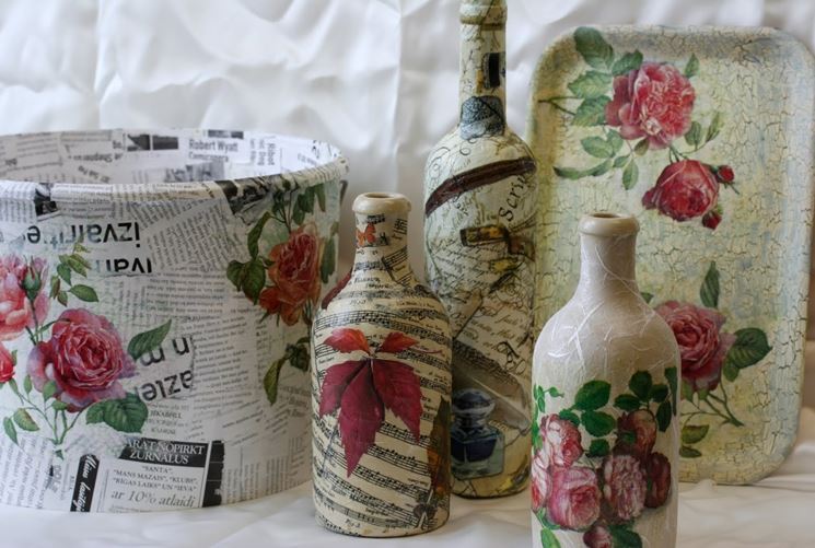 fare decoupage