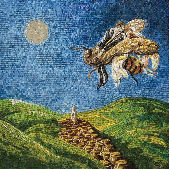 Il mosaico artistico decoupage - Mosaico per esterno fai da te ...