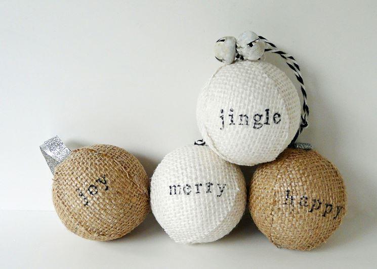 Famoso Realizzare palle di natale fai da te - Decoupage - palline di natale PM28
