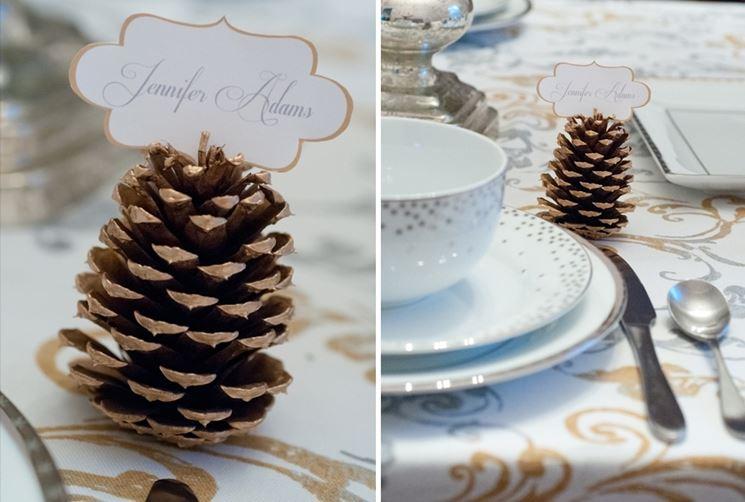 Segnaposti natalizi fai da te decoupage come realizzare segnaposti natalizi - Portacandele natalizi fai da te ...
