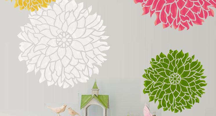 Stunning Stencil Da Stampare Per Cucina Gallery - Ideas & Design ...