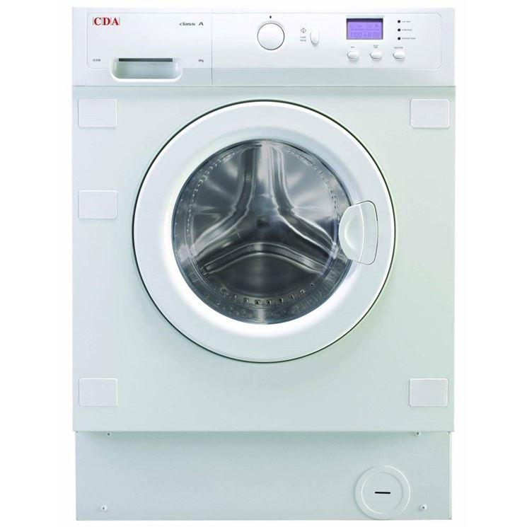 Caratteristiche  lavatrice