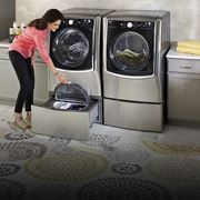 Lavatrici che sfruttano le potenzialit dei pannelli for Lavatrice doppio cestello