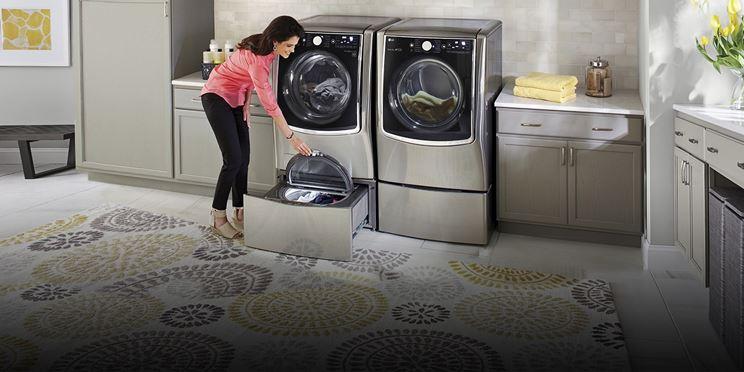 Lavatrici A Doppio Cestello Elettrodomestici Come