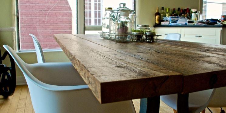 Come costruire un tavolo in legno - Legno - Costruire tavolo ...