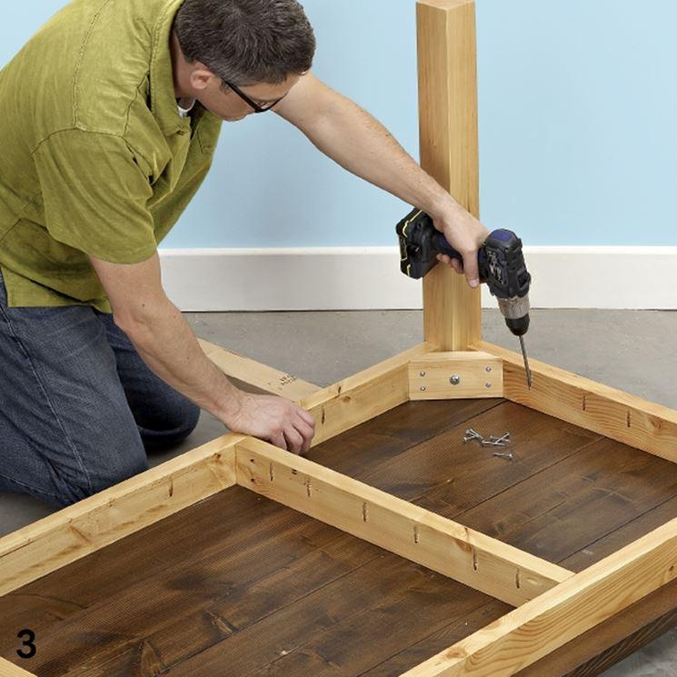 Изготовление мебели из досок своими руками