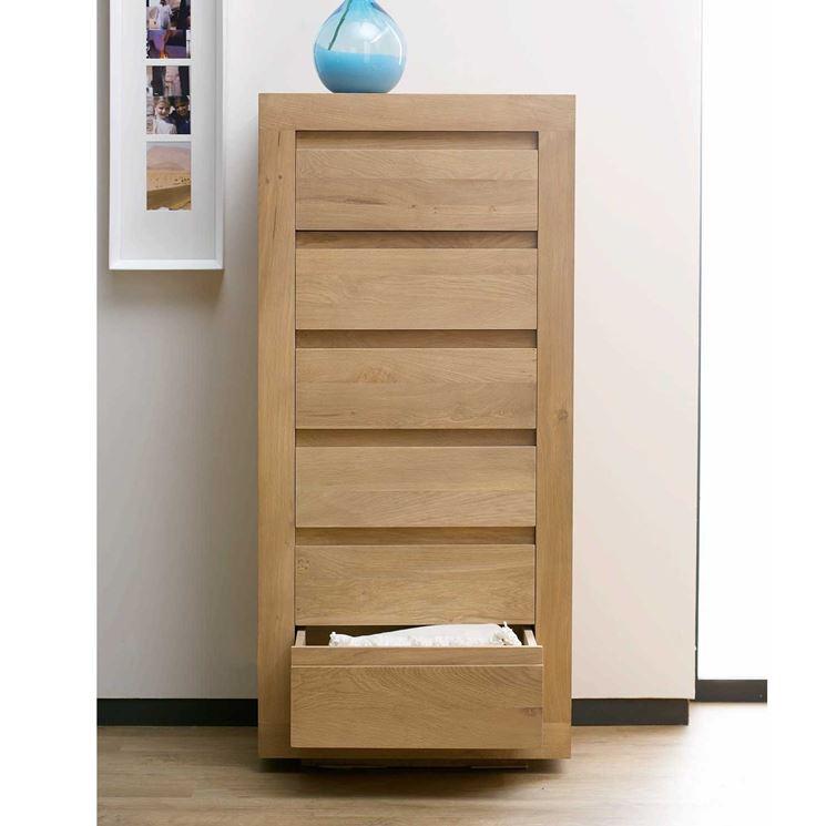 Come costruire una cassettiera legno istruzioni per for Cassettiera legno