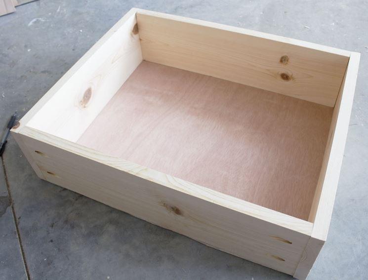 Favoloso Come costruire una cassettiera - Legno - Istruzioni per costruire  EZ95