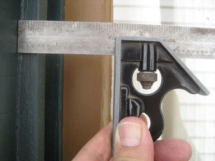costruire finestra legno
