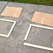 Come fare una finestra in legno legno realizzare una finestra in legno - Finestre in legno fai da te ...