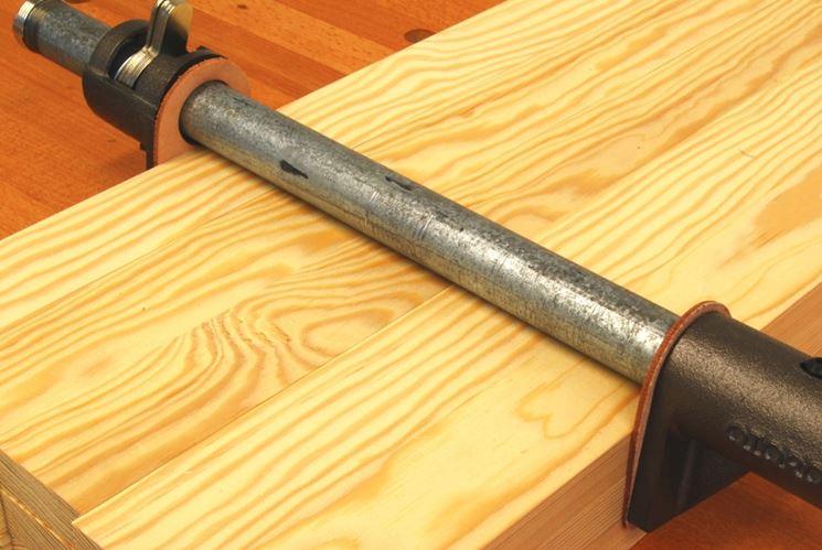 morsetto per legno